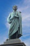 Statue von Adam Mickiewicz Lizenzfreie Stockfotos