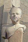 Statue von Amon Lizenzfreie Stockbilder