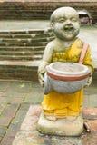 Statue von Anfängern Lizenzfreie Stockbilder