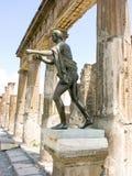 Statue von Apollo Lizenzfreie Stockfotos