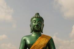 Statue von Buddha lizenzfreies stockbild