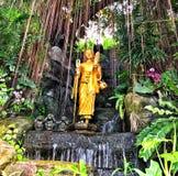 Statue von Buddha stockfotografie
