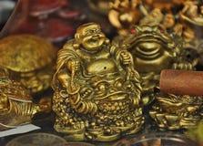 Statue von Budha Lizenzfreie Stockbilder