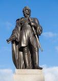 Statue von Charles James Napier lizenzfreies stockfoto