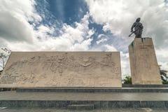 Statue von Che Guevara lizenzfreie stockbilder