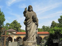 Statue von Christ Stockfotos