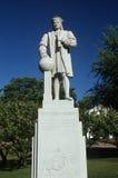 Statue von Christopher Columbus Lizenzfreie Stockfotos