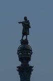 Statue von Columbus Lizenzfreie Stockbilder
