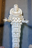 Statue von Cybele - Göttin der Ergiebigkeit Stockfotos