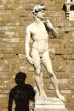 Statue von David, Florenz Lizenzfreie Stockfotografie