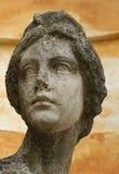 Statue von Diana-Göttin der Jagd Stockfoto