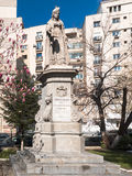 Statue von Domnita Balasa Lizenzfreie Stockfotos