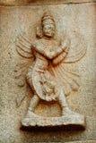 Statue von Garuda, Hampi Lizenzfreie Stockfotografie