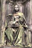 Statue von Gerechtigkeit, HDR