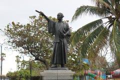 Statue von Hasekura Tsunenaga, Havana Stockfotos
