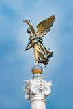 Statue von Italien Lizenzfreie Stockfotografie