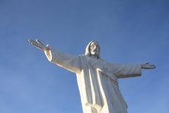 Statue von Jesus Lizenzfreie Stockfotos