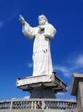 Statue von Jesus Christ in Nicaragua lizenzfreie stockfotos