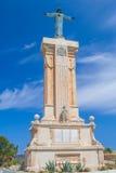 Statue von Jesus des heiligen Herzens Lizenzfreie Stockfotografie
