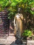 Statue von Juliet Stockfotografie