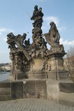 Statue von Jungfrau Maria Lizenzfreie Stockbilder