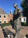 Statue von Kaatje Lizenzfreie Stockbilder