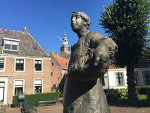 Statue von Kaatje Lizenzfreies Stockbild