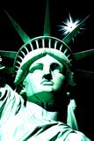 Statue von Liberty Abstract stockfotos