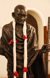 Statue von Mahatma Gandhi Lizenzfreie Stockfotografie