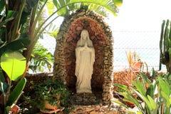 Statue von Maria Lizenzfreies Stockbild