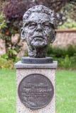 Statue von Mark Oliphant, Adelaide Australia Lizenzfreie Stockbilder