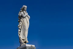 Statue von Mary Stockfotografie