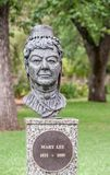 Statue von Mary Lee, Adelaide Australia Stockbild