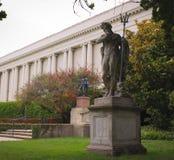 Statue von Neptun Stockbild
