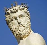 Statue von Neptun, Florenz Stockbild