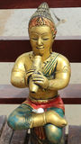 Statue von Phra-aphai Mani, Thailand Lizenzfreies Stockfoto