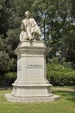 Statue von Pietro Paleocapo Stockfoto