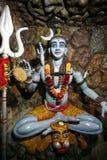 Statue von shiva Lizenzfreies Stockfoto
