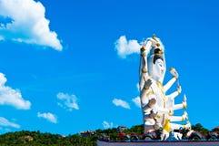 Statue von Shiva auf KOH Samui Insel, Thailand Stockbilder