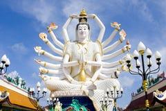 Statue von Shiva, Thailand Lizenzfreies Stockfoto