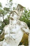 Statue von sterbendem Achiles Stockbilder