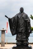 Statue von Taira No Kiyomori Lizenzfreies Stockbild