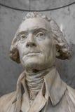 Statue von Thomas Jefferson Lizenzfreie Stockfotografie