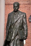 Statue von Thurgood Marshall, Annapolis, MD Lizenzfreie Stockfotos