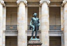 Statue von Tomas Mosquera Lizenzfreie Stockbilder
