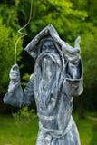 Statue während des internationalen Festivals von lebenden Statuen Lizenzfreies Stockbild