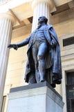 Statue of Washington Stock Photo