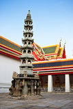 Statue in Wat Phra Kaew. Immagine Stock Libera da Diritti