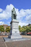 Statue of William I, first King of Netherlands from House of Orange-Nassau, The Hague, Netherlands Stock Photos