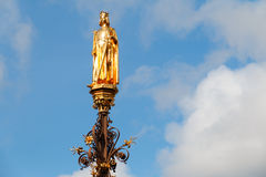 Statue of William II of Holland Royalty Free Stock Images